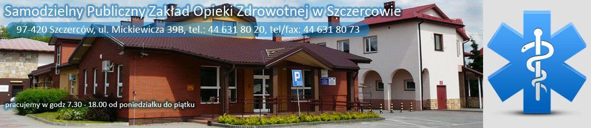 Samodzielny Publiczny Zakład Opieki Zdrowotnej w Szczercowie